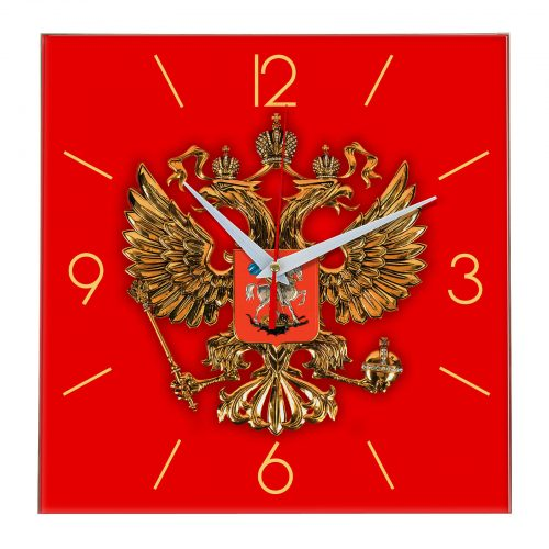 часы с российской символикой. ЧАСЫ С СИМВОЛИКОЙ И ГЕРАЛЬДИКОЙ