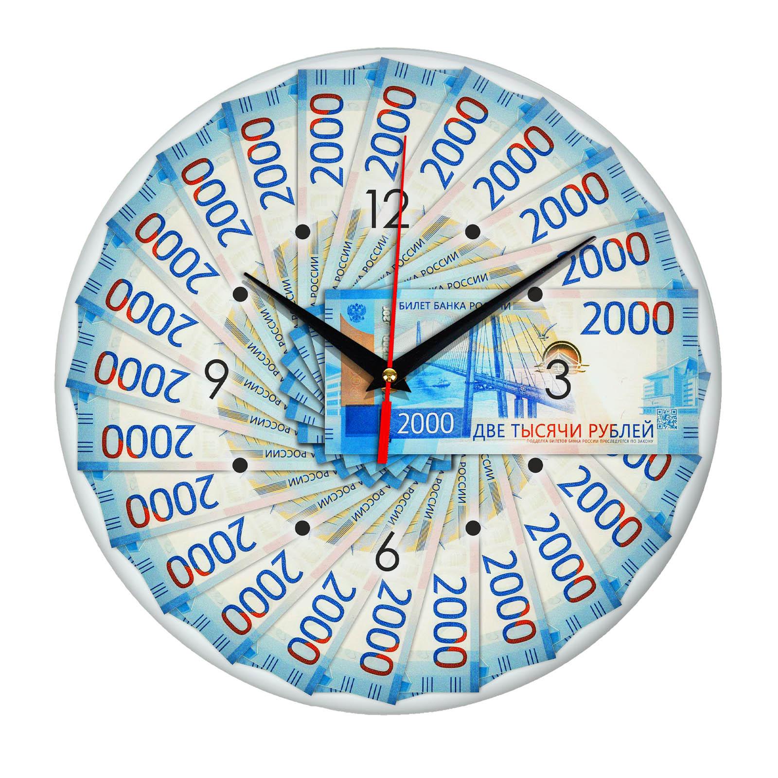 Часы с логотипом. Подборка сувениров на тему Финансы и Консалтинг